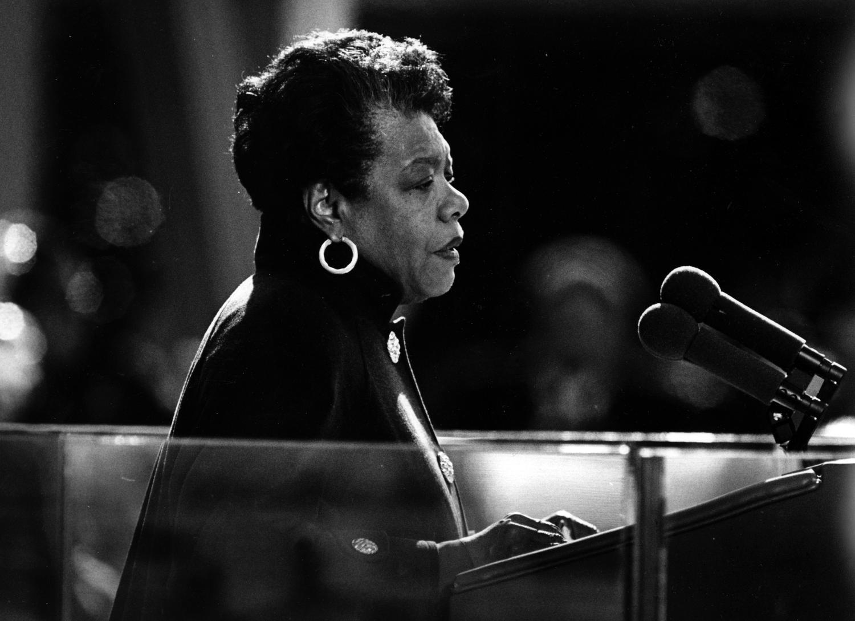 Caged Bird Songs: Maya Angelou's Posthumous Hip Hop Album   The Takeaway   WNYC