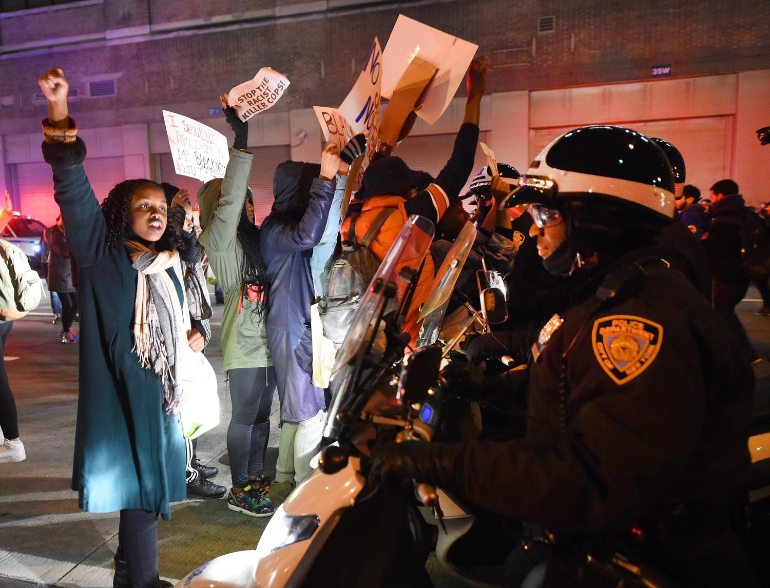 Race and Criminal Justice: NYC, Ferguson, and Cleveland | The Takeaway | WNYC