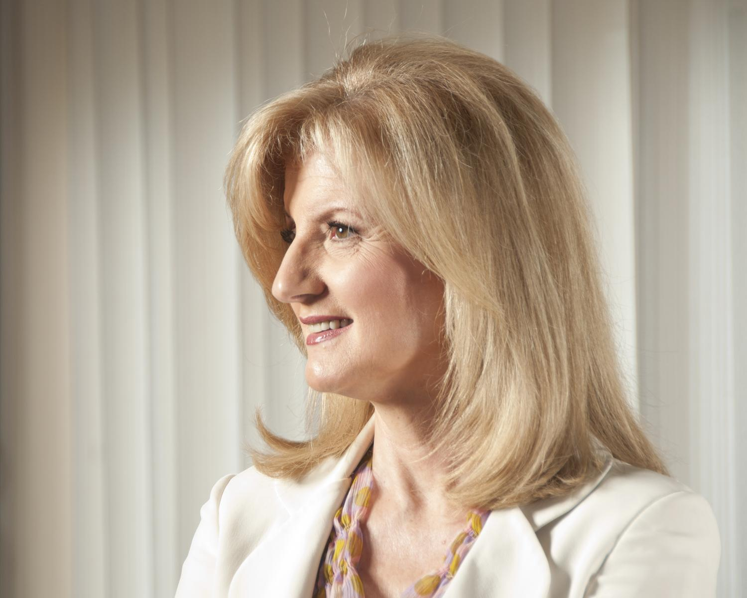 Arianna Huffington Speaks Out on Anonymous Comments & Freedom of Expression   The Takeaway   WNYC