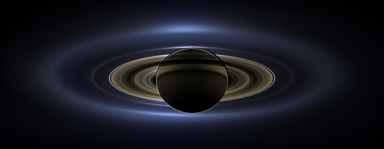 Saturn Just Birthed a Baby Moon. How Does that Happen? | The Takeaway | WNYC