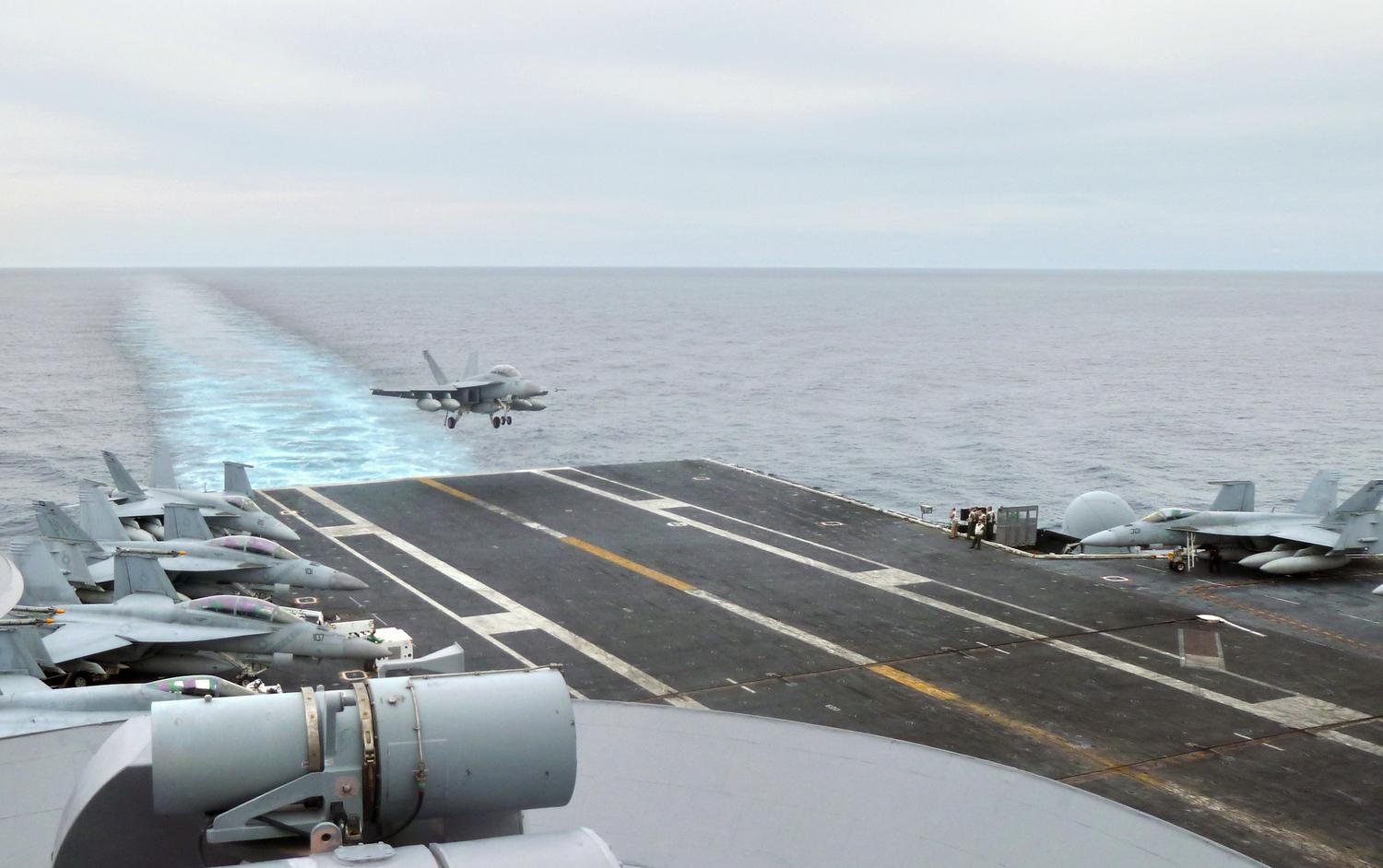 Crisis Averted in the South China Sea   The Takeaway   WNYC