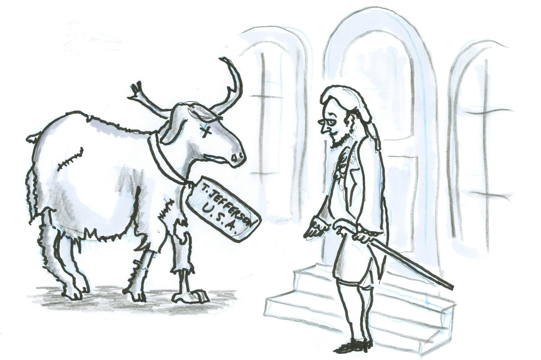 Thomas Jefferson Needs A Dead Moose Right Now To Defend America | Radiolab | WNYC Studios