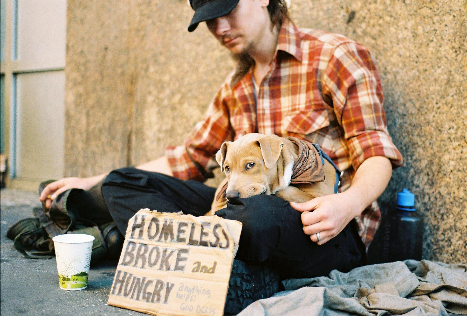 Private shelters evicting disruptive homeless people
