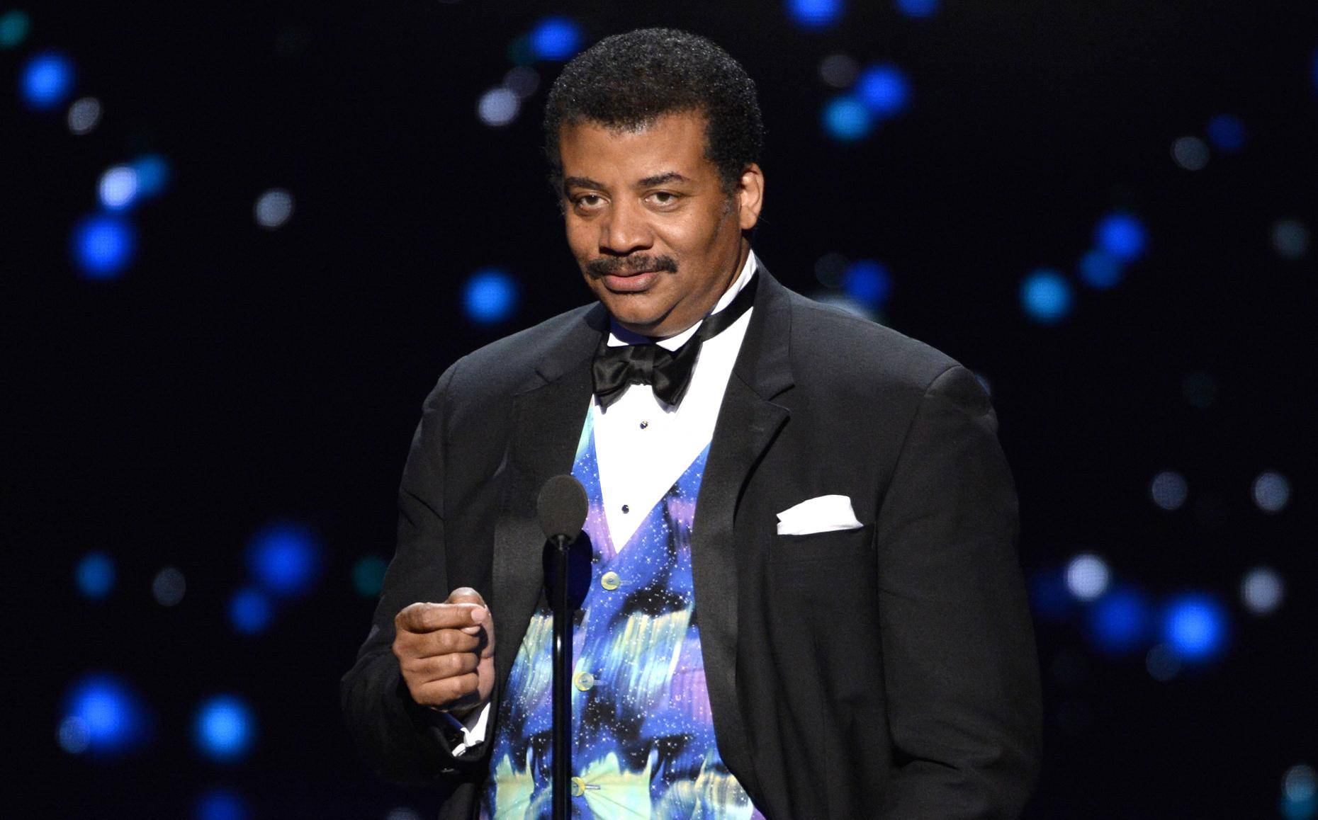 Better Politics >> Neil deGrasse Tyson on TV, Politics, and Cosmic Perspective   The Takeaway   WNYC