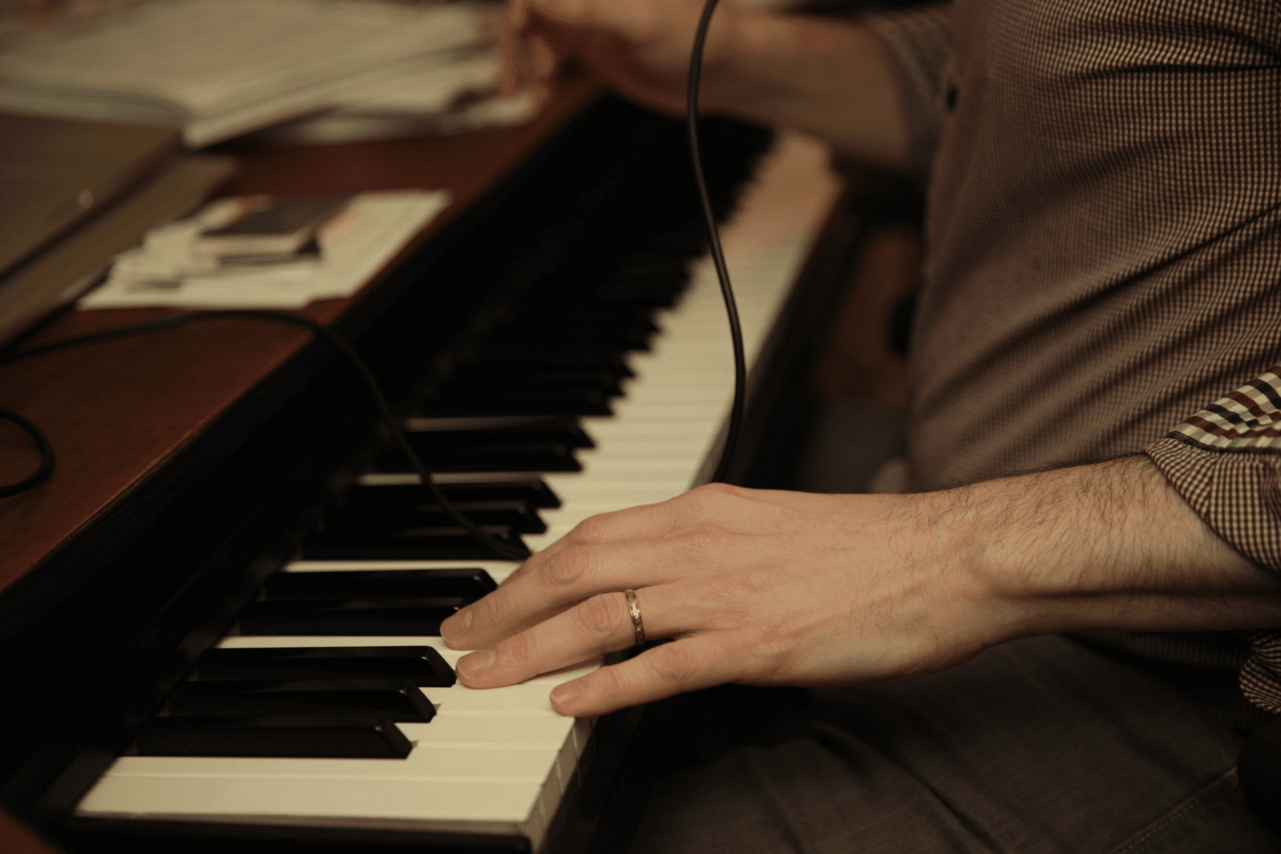 A Deaf Composer Holds Out for Science   Only Human   WNYC Studios