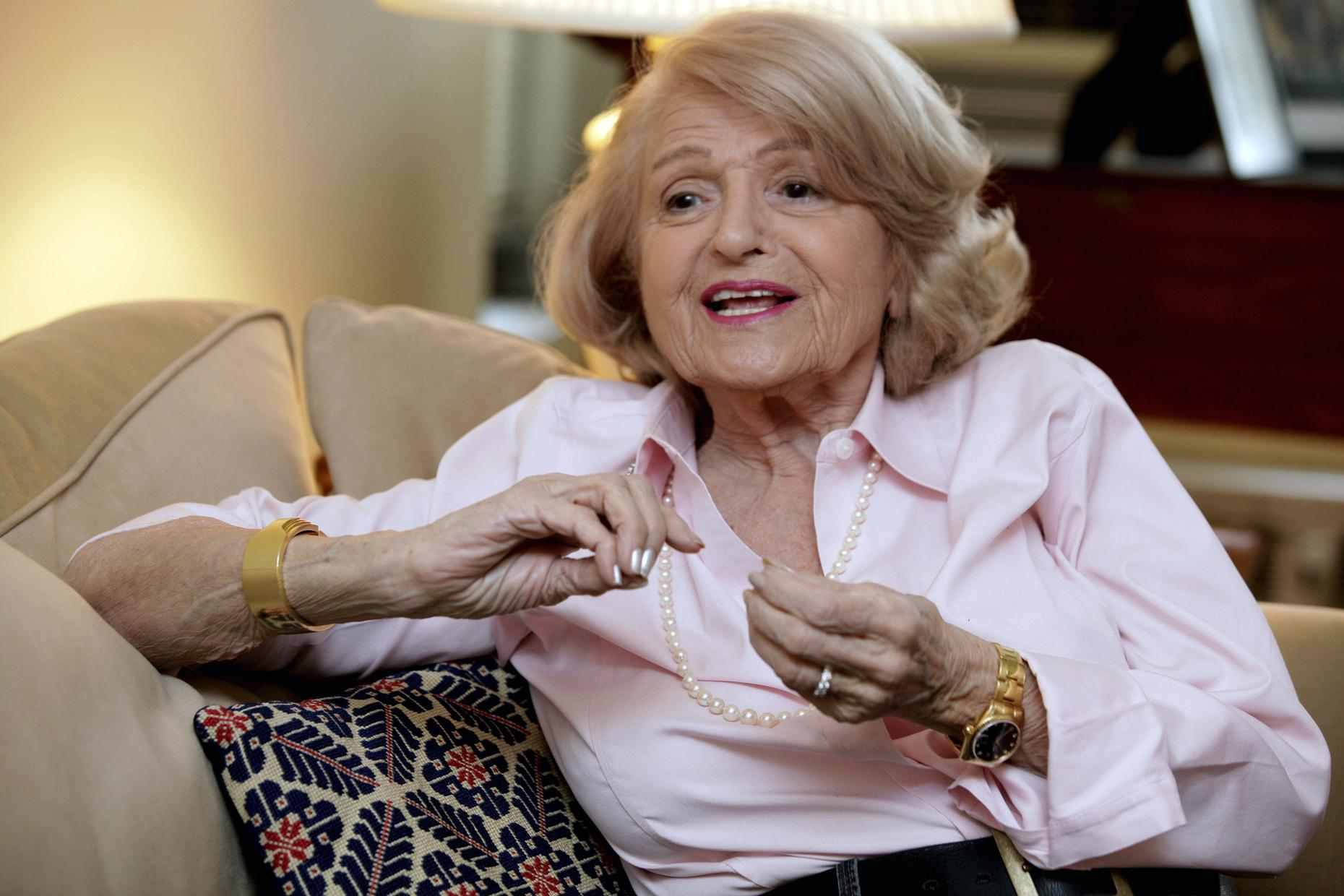 Edith Windsor on Love, DOMA and Life as a Civil Rights Icon | The Takeaway | WNYC