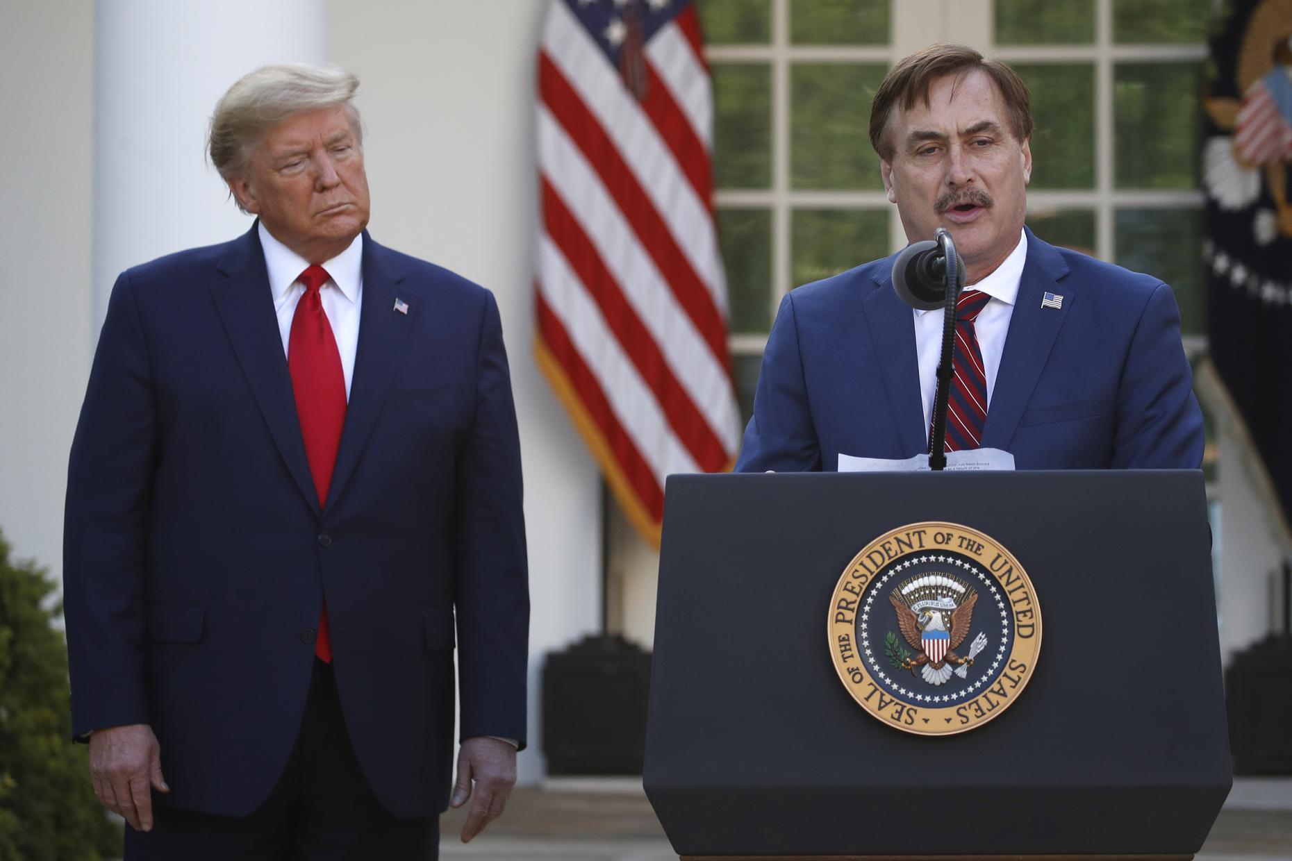 How Trump Is Eligible For A Coronavirus Rescue Trump Inc Wnyc Studios