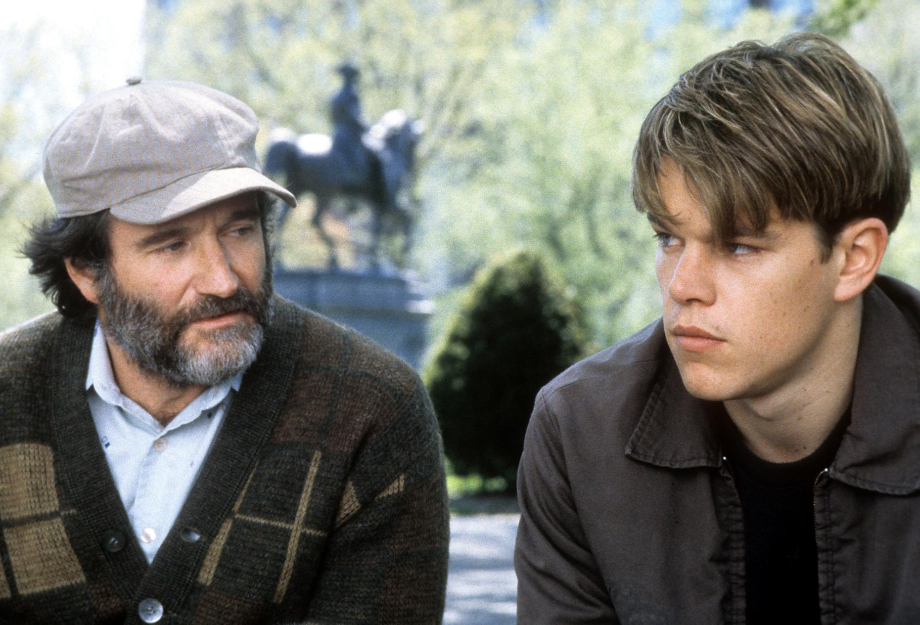 social psychological principles in good will hunting Sample essay topic, essay writing: good will hunting then it continues to social and emotional development this is where they child develops a theory of mind which is an awareness that other people's behavior may be influenced by beliefs, desires, and emotions that differ from one's own (pg.