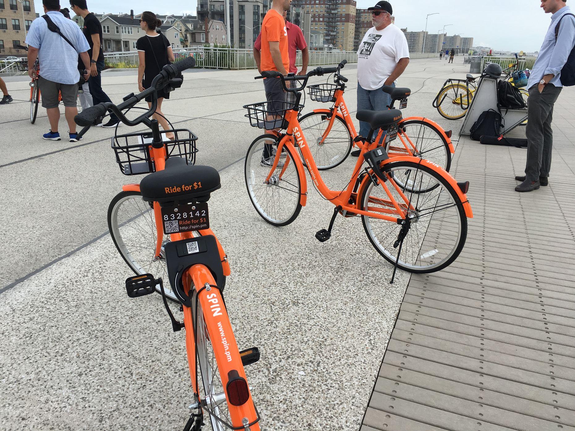 Bike Share Start Up Scraps Plans For Rockaways Pilot Wnyc News Wnyc