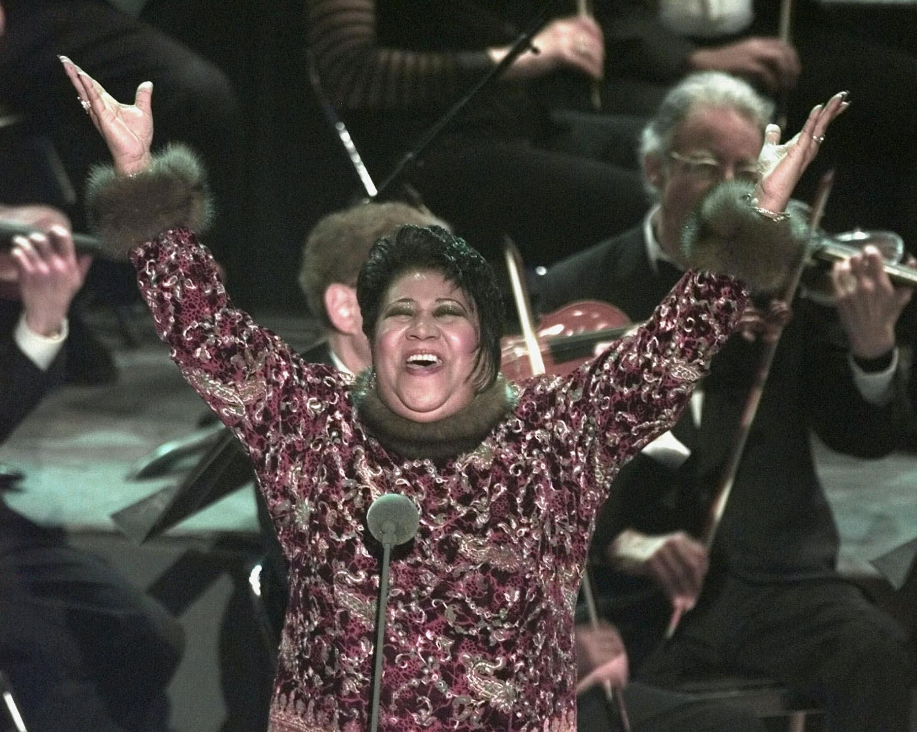 Remembering Aretha Franklin With a Touch of Puccini