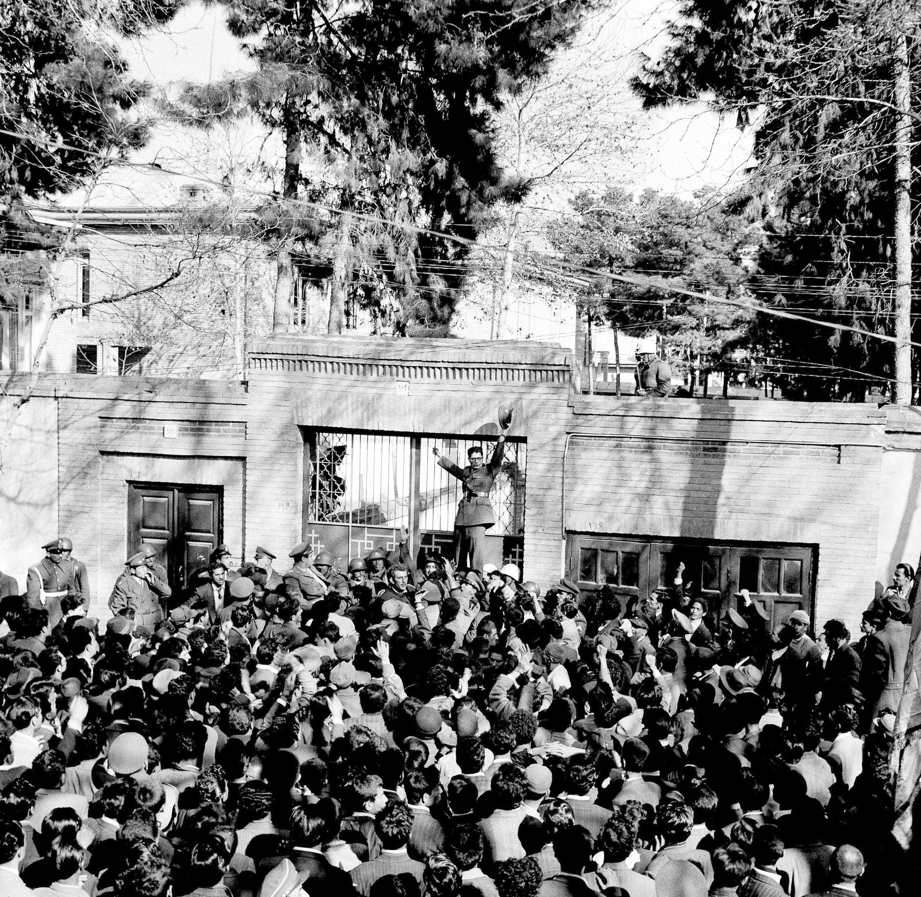 an examination of the involvement of the united states in the 1953 iranian coup He was deposed in the 1953 iranian coup d  ministry of industries and mines exploit mines without the involvement of the  the united states,.
