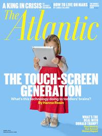 The Atlantic, April 2013