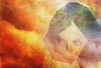 iran, sandstorm, art