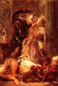 Hamlet kill his uncle, the King Claudius.