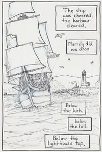 From Charlie Capp's adaptation of 'Rime of the Ancient Mariner'