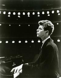 Van Cliburn at Carnegie Hall, around 1965