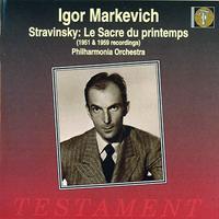 Igor Stravinsky's The Rite of Spring