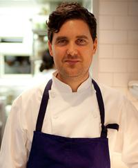 John Fraser, chef of Dovetail