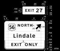 Road Sign, Main Image