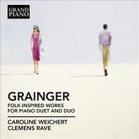 Grainger: Folk Inspired Works For Duo Piano / Bilder Duo