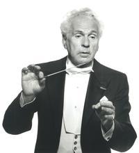 Julius Rudel, conductor