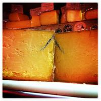 Montgomery cheddar at Stinky Brooklyn