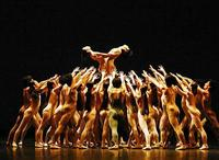 Stravinsky's 'The Rite of Spring' danced by the Tokyo Ballet (Maurice Béjart, choreographer)