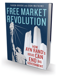 free market revolution by yaron brook