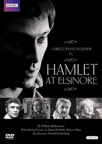 DVD cover for Hamlet in Elsinore