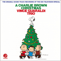 Album cover for Vince Gauraldi's A Charlie Brown Christmas