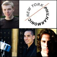 New York Phil CONTACT! composers: Andrew Norman, Andy Akiho and Jude Vaclavik