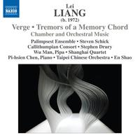 Lei Liang: Verge; Tremors Of A Memory Chord
