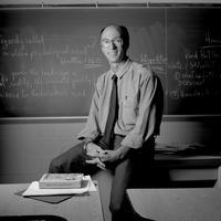 teacher, classroom, blackboard