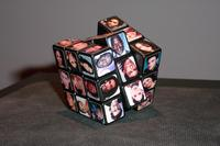mixed race cube, bi-racial