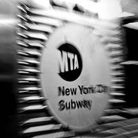 Metropolitan Transit Authority New York City Subway logo