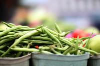 green beans, vegetables
