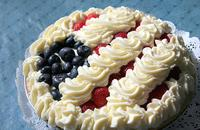 America, 4th of July Pie