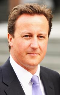 Leader of the Conservative Party David Cameron arrives at the UK Commemorative Service for Northern Ireland Operations at St Paul's Catherderal on September 10, 2008 in London, England.