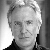 Alan Rickmann spoke on Strindberg's