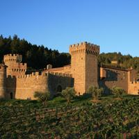 Castello di Amorosa at the Festival del Sole
