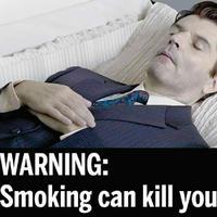 FDA Cigarette Warning Label