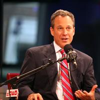 Attorney General candidate Eric Schneiderman at AG debate at WNYC on Sept. 8, 2010