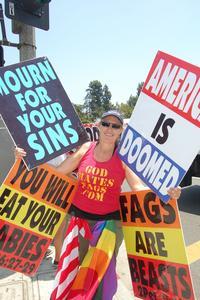 God Hates Fags, Fred Phelps, Westboro Baptist Church
