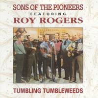 Cover of the Sons of the Pioneers' 'Tumbling Tumbleweeds'