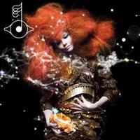 Cover of Björk's Biophilia
