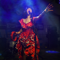 Kimbra performing at SXSW in Austin, TX
