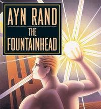 Cover of Ayn Rand'sThe Fountainhead