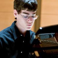 Matt Savage at the piano.