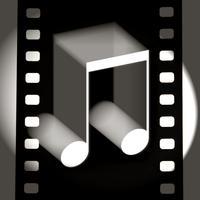 Movies on the Radio  logo - dark