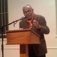 Amiri Baraka reads at the Poetry Project